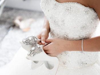 Lavaggio abiti da sposa e cerimonia a Milano