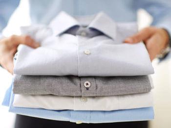 Servizio lavaggio e stiro camicie a Milano